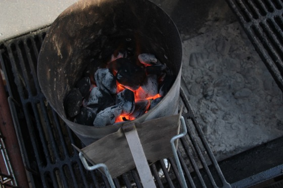 Used A Charcoal Chimney Starter 121366 Ive Never Done That