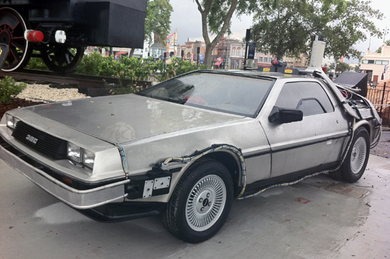 253Delorean