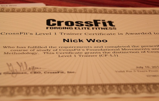 Become A Certified CrossFit Trainer | CrossFit | I\'ve Never Done That